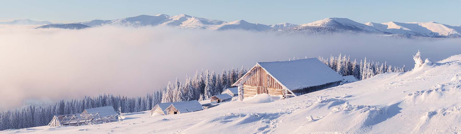 The perfect Christmas getaways